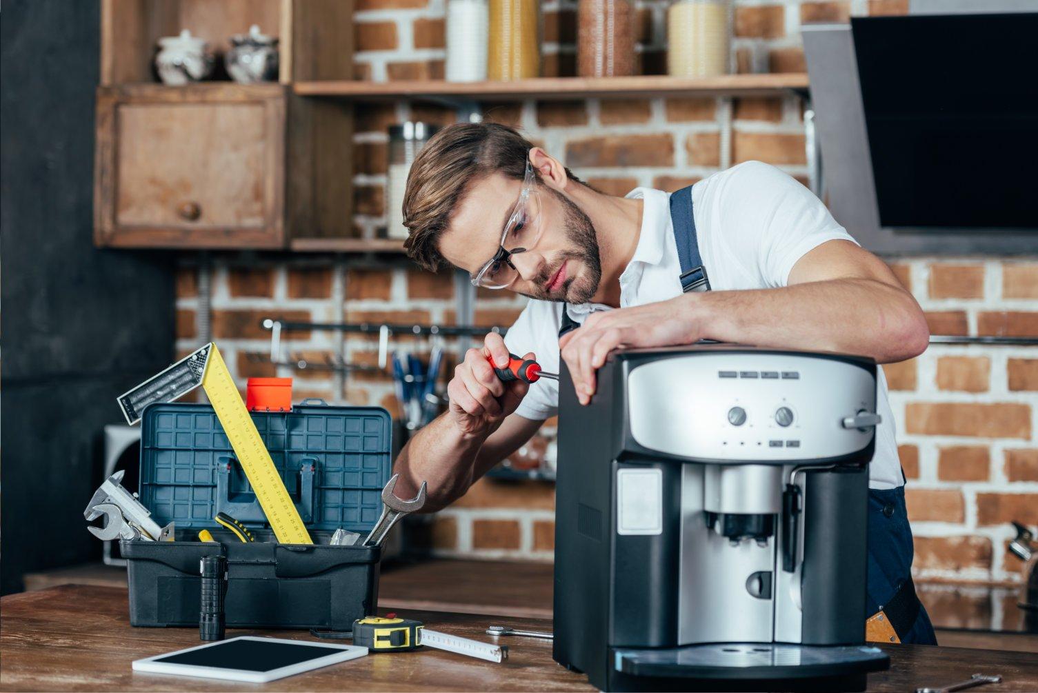koffiezetapparaat reparatie nijmegen