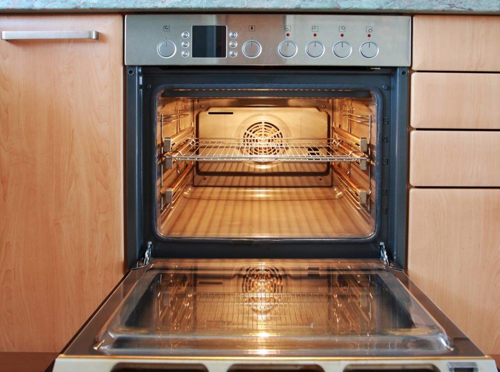 oven reparatie